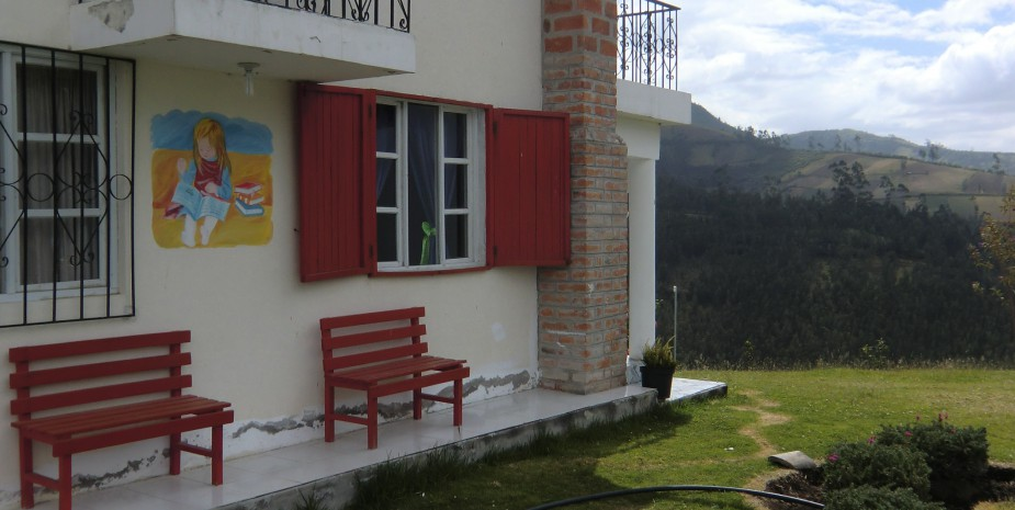 Exterior of Casa Fuya Fuya