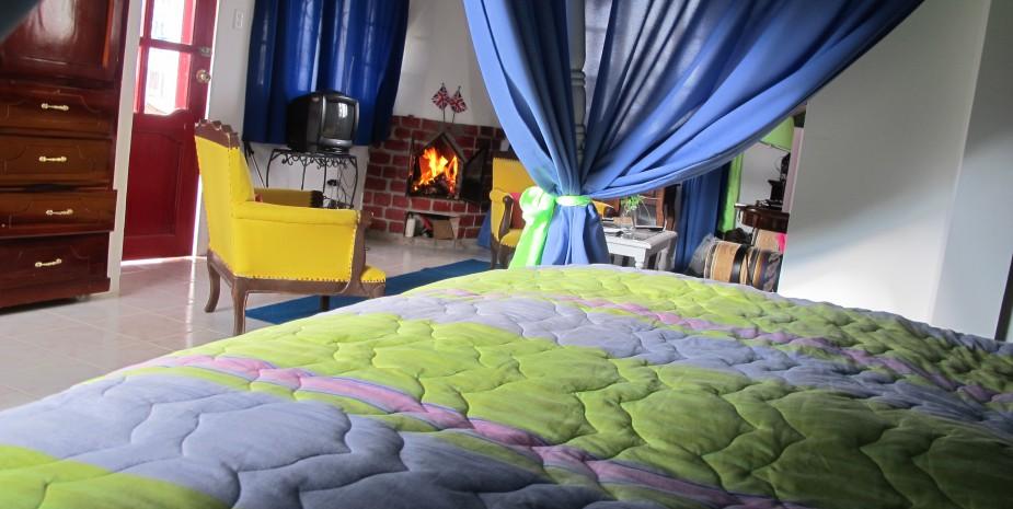 Fuya Fuya 1 - 2 room suite with fireplace