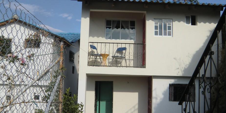 Exterior of Imbabura 2 apartment